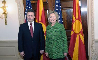 Gruevski është