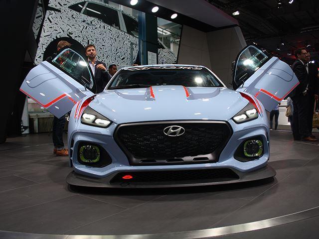Hyundai zbulon konceptin e RN30 foto 10