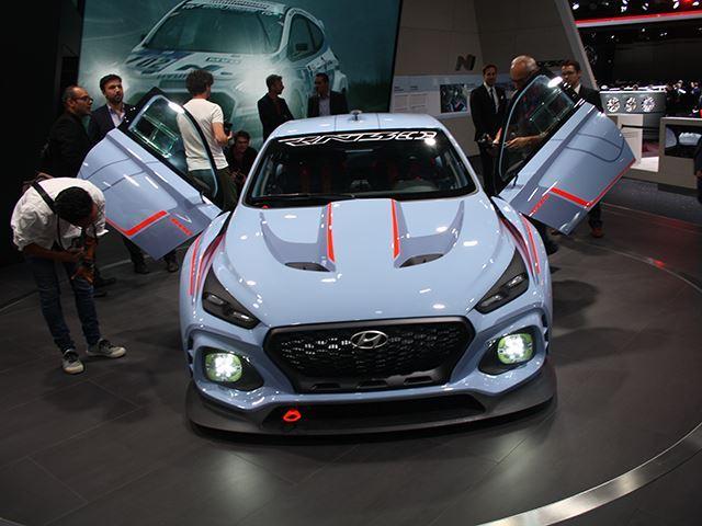 Hyundai zbulon konceptin e RN30 foto 2