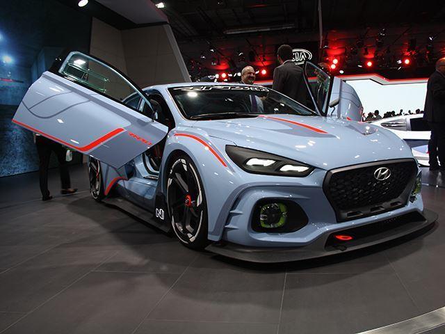 Hyundai zbulon konceptin e RN30 foto 3