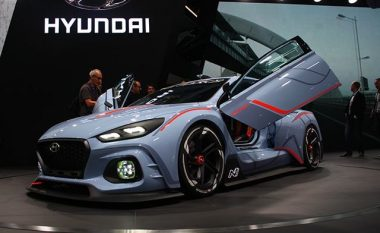 Hyundai zbulon konceptin e RN30 (Foto)