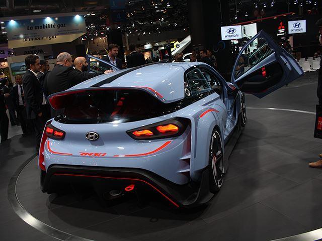 Hyundai zbulon konceptin e RN30 foto 5