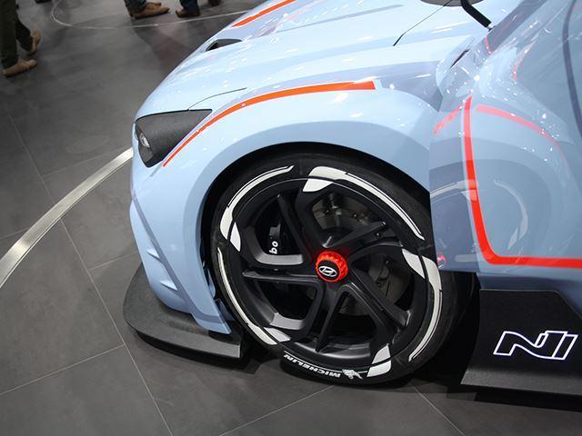 Hyundai zbulon konceptin e RN30 foto 9
