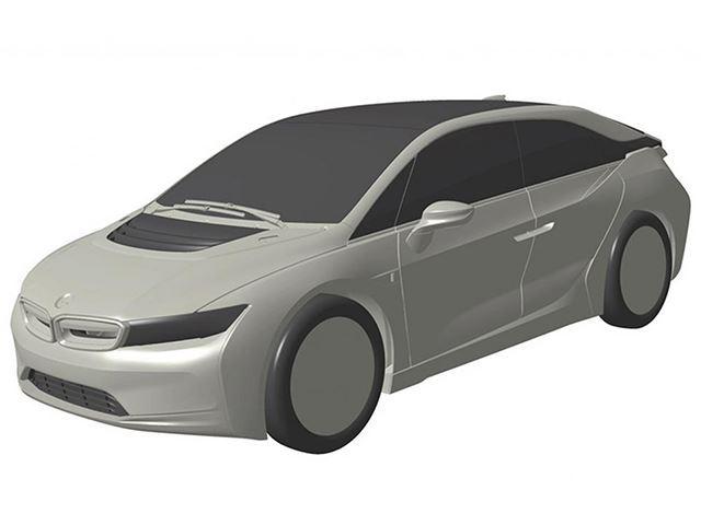 Kompanisë BMW i rrjedhin pa dashje imazhet e konceptit të veturës së re foto 2