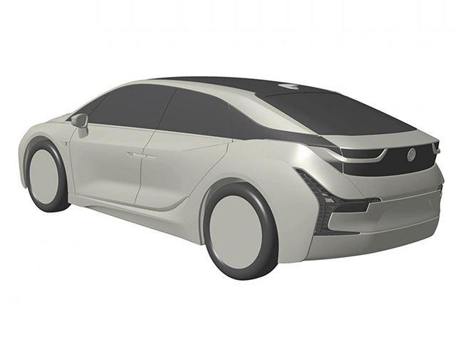 Kompanisë BMW i rrjedhin pa dashje imazhet e konceptit të veturës së re foto 3