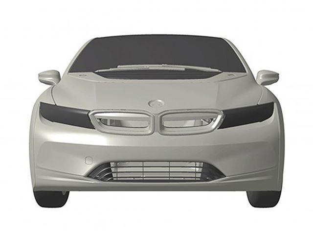 Kompanisë BMW i rrjedhin pa dashje imazhet e konceptit të veturës së re foto 4