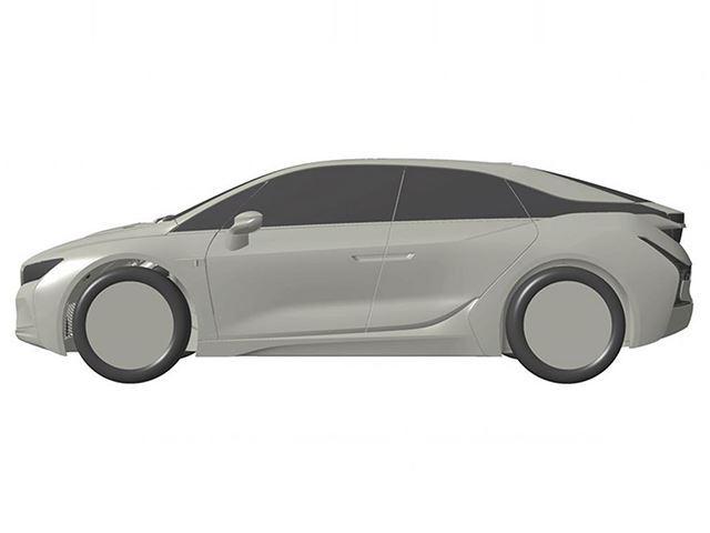 Kompanisë BMW i rrjedhin pa dashje imazhet e konceptit të veturës së re foto 5