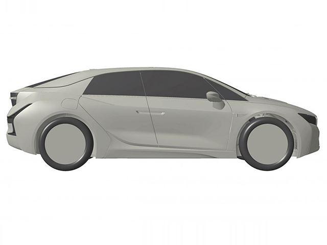 Kompanisë BMW i rrjedhin pa dashje imazhet e konceptit të veturës së re foto 6