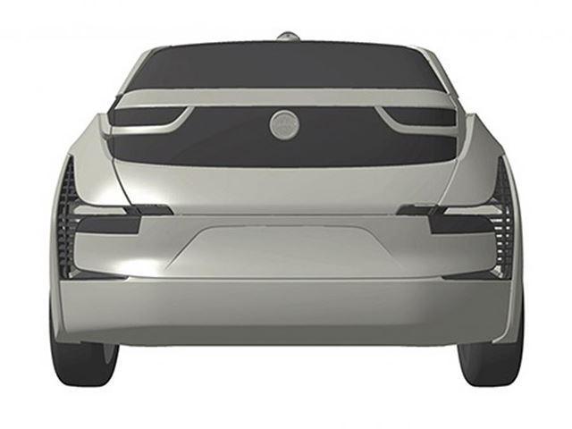 Kompanisë BMW i rrjedhin pa dashje imazhet e konceptit të veturës së re foto 7