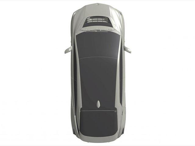 Kompanisë BMW i rrjedhin pa dashje imazhet e konceptit të veturës së re foto 8