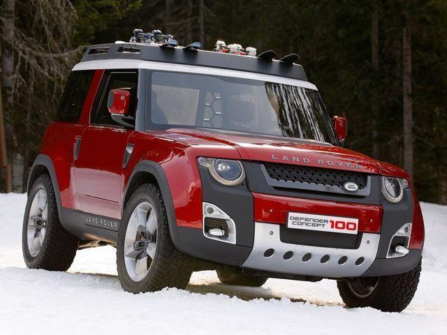 Land Rover Defender i ri do të lansohet më 2018 foto 2