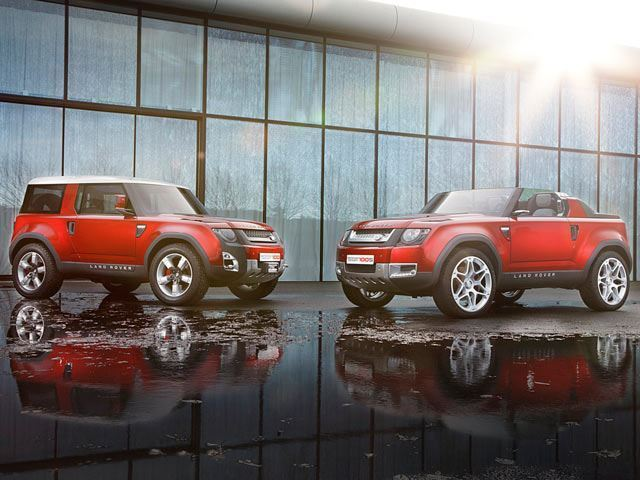 Land Rover Defender i ri do të lansohet më 2018 foto 7