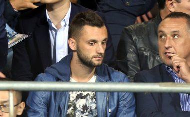 Brozovic sërish i hidhëroi mbështetësit e Interit, trajneri i dërgon mesazh të qartë (Foto)