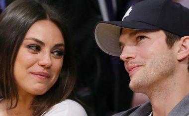 Kunis dhe Kutcher do të bëhen me djalë