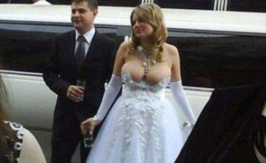 Nuset me fustanet më të çuditshme të nusërisë (Foto)