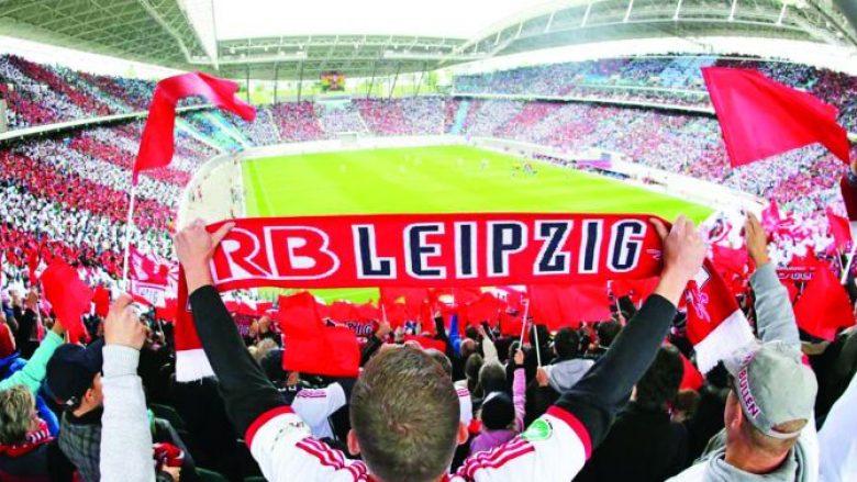 Kvinne å vite Leipzig