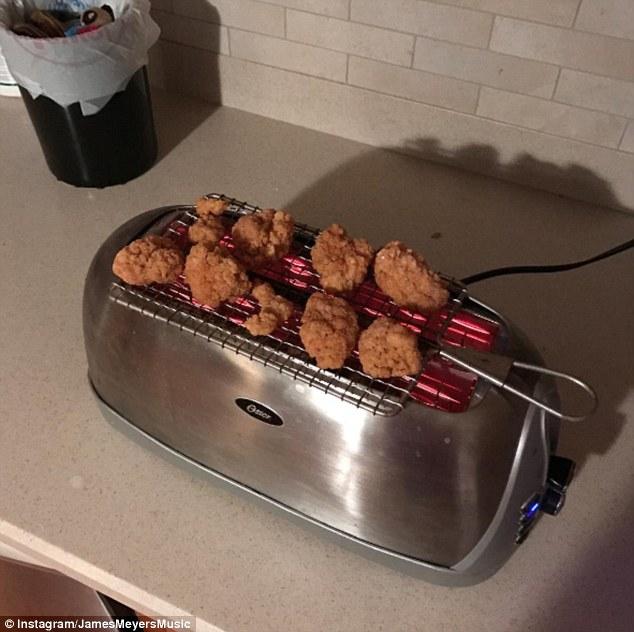 Ushqimet e dështuara që i shkaktuan dëme kuzhinës foto 6
