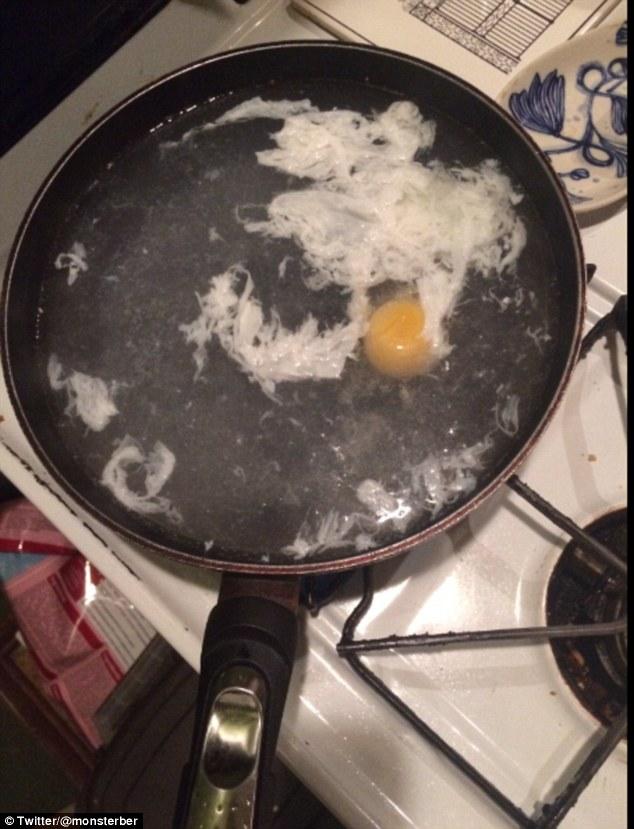 Ushqimet e dështuara që i shkaktuan dëme kuzhinës foto 7