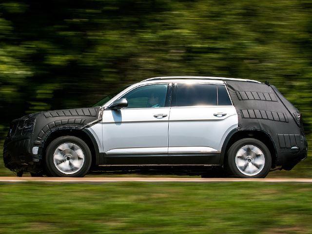 Volkswagen emëron modelin e ri në bazë të një perëndie greke foto 3