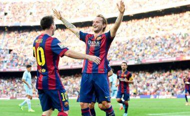 Valencia – Barcelona, formacionet zyrtare