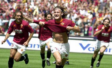 Batistuta flet për Tottin dhe krahasimin e tij me Higuainin