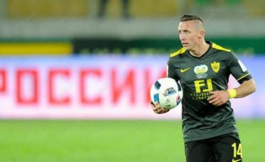 Berisha nuk ndalet, tjetër gol në Rusi