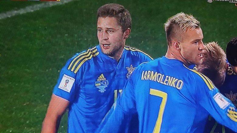 Kravets realizoi golin hapës të Ukrainës!