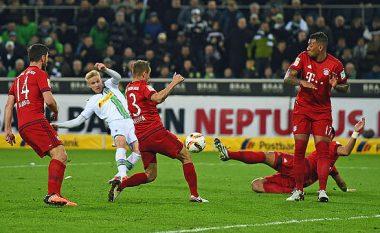 Bayern Munich – B.Monchengladbach, formacionet zyrtare