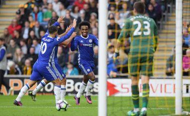 Chelsea i kthehet fitoreve (Video)