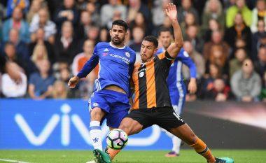 Chelsea shënon dy supergola të shpejt ndaj Hullit (Video)