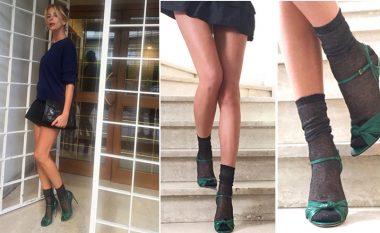 Mos i hiqni sandalet nga qarkullimi, me këtë mënyrë mund t'i vishni dhe në vjeshtë