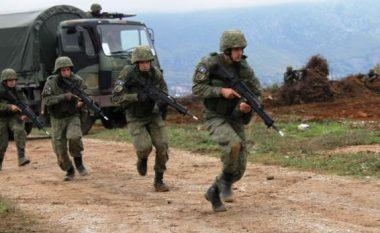 """FSK zhvillon ushtrimin fushor """"Shqiponja 5"""""""