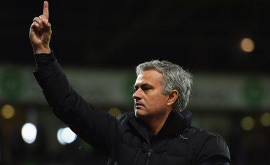 Mourinho dëshiron ta transferojë futbollistin shqiptar menjëherë në janar