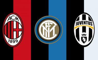 Juventusi i bën me miliona euro Interin dhe Milanin