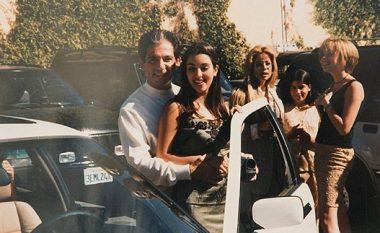 Pamje të pa para të Kim si 16 vjeçe, BMW si dhuratë për ditëlindje (Foto)