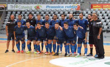 Kosova mëson kundërshtarët për eliminatoret në futsall