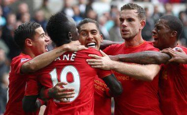 E katërta radhazi për Liverpoolin, a ka kush t'a ndalë? (Video)