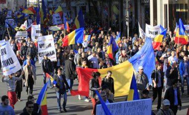 Marshi për bashkim me Rumani-Moldavi u shndërrua në dhunë (Video)