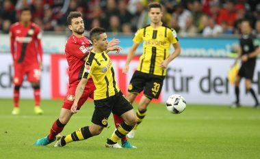 Mehmedi protagonist në fitoren ndaj Dortmundit (Video)