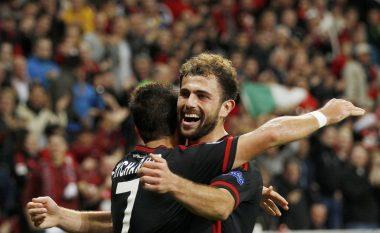 Mehmedi i shënon gol të bukur Dortmundit (Video)