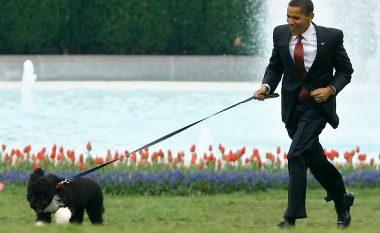 Motivojeni veten me këngët që Barack Obama preferon t'i dëgjojë kur bën ushtrime fizike