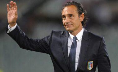 Zyrtare: Prandelli nënshkruan me skuadrën spanjolle (Foto)