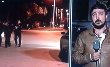 Sulmohet gazetari i 'TV Telma'