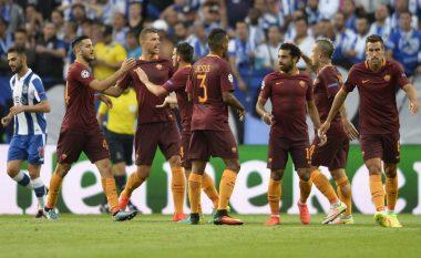 Roma luan me këta futbollistë ndaj Austria Vjenës