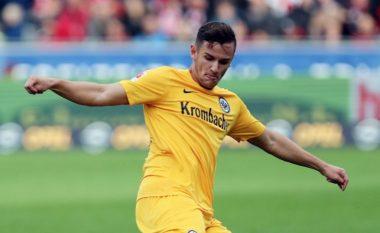 Shani Tarashaj shënon golin e tij të parë në Bundesliga dhe çfarë goli – fantastik (Video)