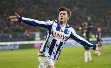 Sulmuesi i Përfaqësueses së Kosovës i shënon PSV-së (Video)